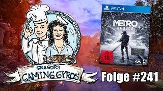 Metro Exodus ~ Endstation Endzeit (Gregors Gaming Gyros #241)