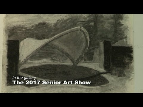 In the gallery: 2017 Senior Art Show