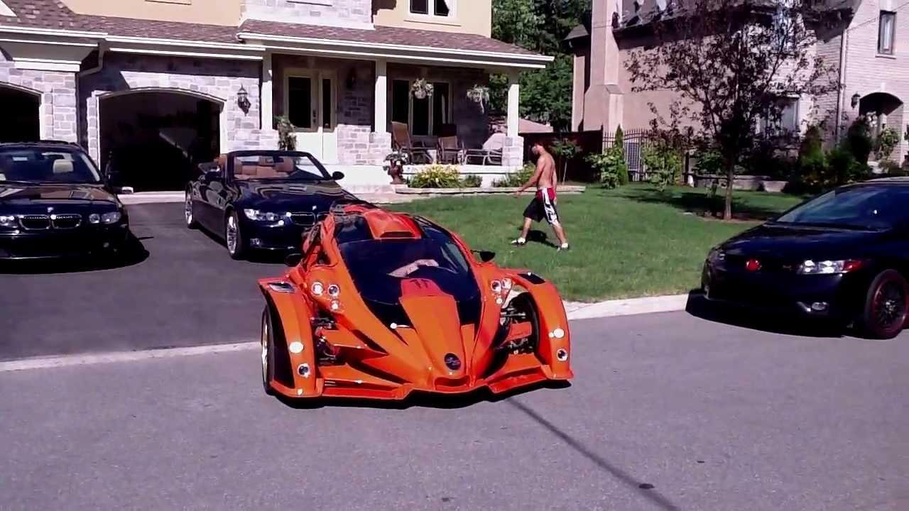 Trike T Rex Aero 3s Youtube