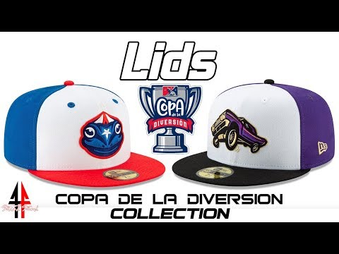 LIDS X NEW ERA COPA DE LA DIVERSION COLLECTION !!! MINOR LEAGUE MONDAY !!! FITTED FIEND EP. 68
