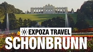 Schönbrunn (Vienna) Vacation Travel Video Guide