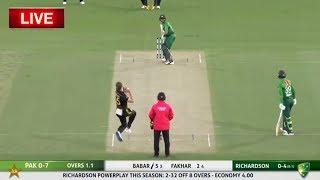 Australia Vs Pakistan 2nd T20 LIVE   AUSvPAK   PAK - 150/6 & AUS - 151/3 (18.3 Ovs)