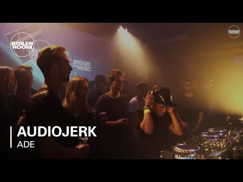 AudioJerk Boiler Room ADE X Bridges For Music DJ Set