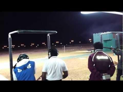 Al Majed winners team shooting at lusail shooting complex qatar.mp4