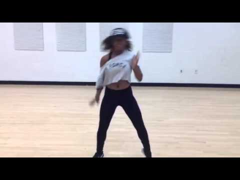Cassie me and you choreography Millie slaughter