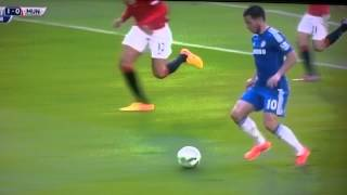First GOAL Chelsea ( 1 ) Vs Manchester United ( 0 ) April 2015