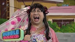 Bubble Gang: Typhoon ready si Bea Bangenge