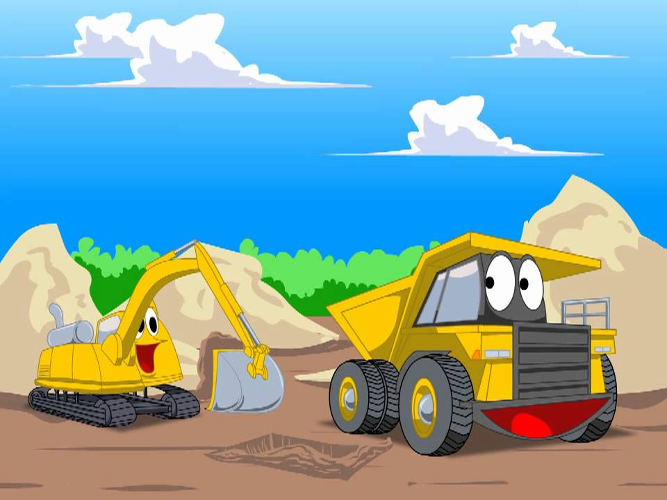 Kids Show About Trucks