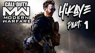 Call of Duty: Modern Warfare Hikaye Modu | Part 1