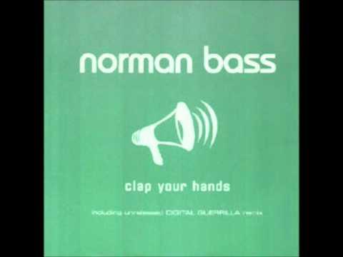 Norman Bass - Clap Your Hands (Digital Guerilla Remix)