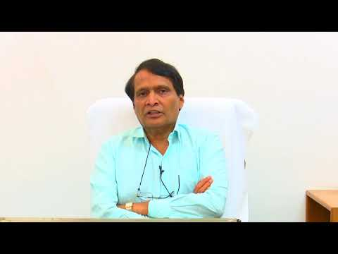 Video Message of Shri Suresh Prabhakar Prabhu