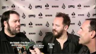 LEMMY's Greg Olliver and Wes Orshoski talk W Eric Blair