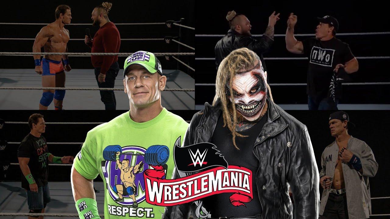 John Cena vs Bray Wyatt Sinematik Maçı Hakkında HER ŞEY