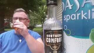 Drinkin' With The Beer Whisperer: Southern Comfort 100 Proof, 2 Ways!