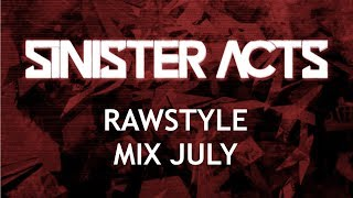 Rawstyle Mix July 2017