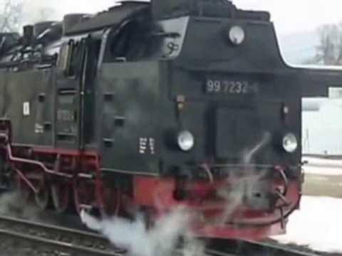 HSB 3 days steam - cabview - Diesel Quedlinburg-Nordhausen-Wernigerode 03 / 2013
