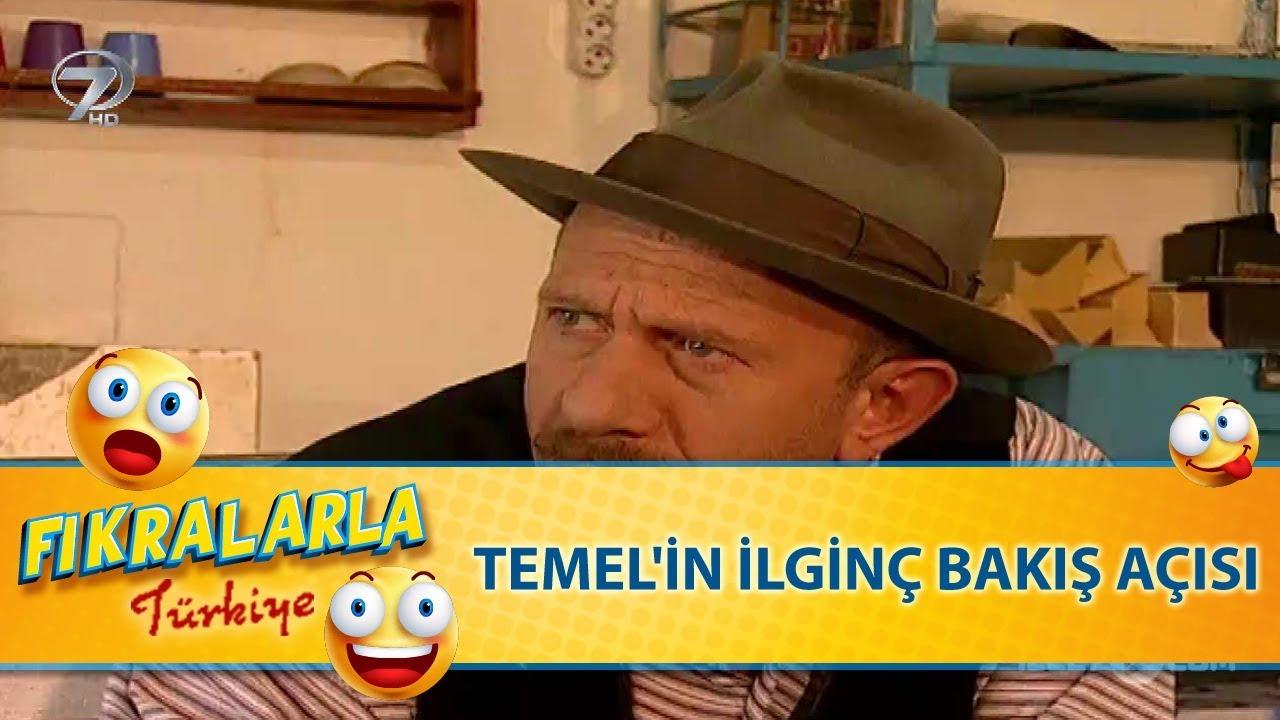 Temel'in İlginç Bakış Açısı - Türk Fıkraları  97