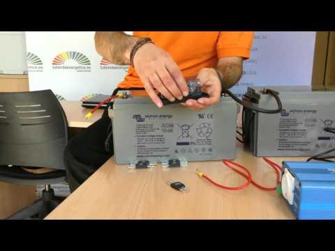 Tutorial: Como colocar protecciones a tu inversor y batería solar