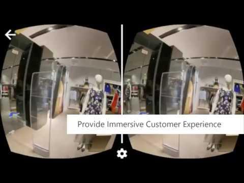 vStore360 - Virtual Commerce for your Hybris Storefront