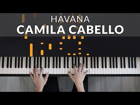Camila Cabello - Havana | Francesco Parrino Piano Cover Tutorial thumbnail