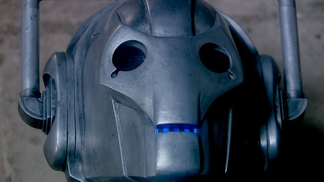 Cyberman Autopsy (HD) | The Age of Steel | Doctor Who