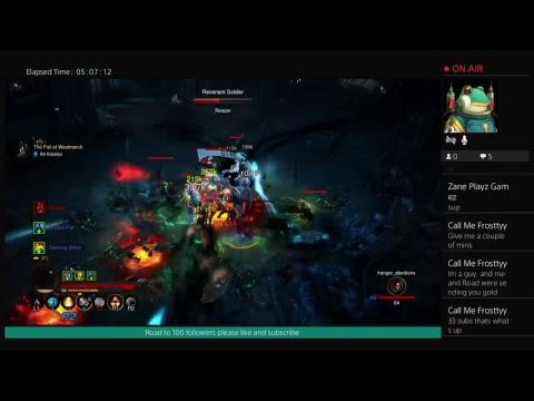 Diablo 3 Return of the Nymph Gameplay -RoadTo100-  Part 3