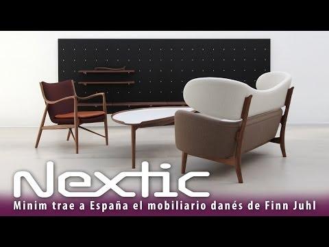 MINIM TRAE A ESPAÑA EL MOBILIARIO DANÉS DE FINN JUHL. NEXTIC. NEXTDECO