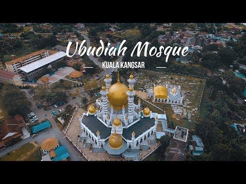 Ubudiah Mosque | Kuala Kangsar | Vertigo