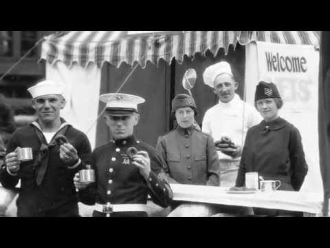 History of The Salvation Army's National Donut Day