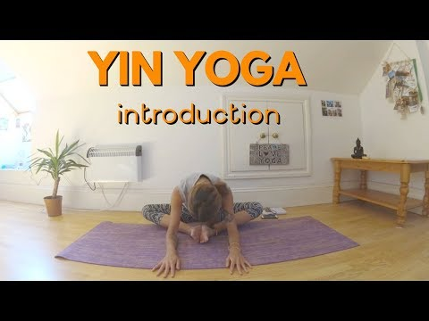 Introduction To Yin Yoga