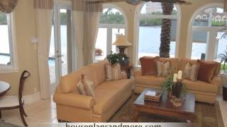 The New Valencia Luxury Home Video   Plan 106s-0059   House Plans And More