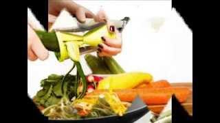 Best Spiral Slicer- Envy Spiral Slicer from iPerfect Kitchen