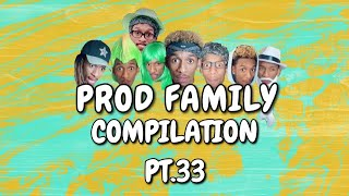 PROD FAMILY | COMPILATION 33 - | PROD.OG VIRAL TIKTOKS | FAMILY COMEDY | FUNNY SERIES 2020 | LAUGH