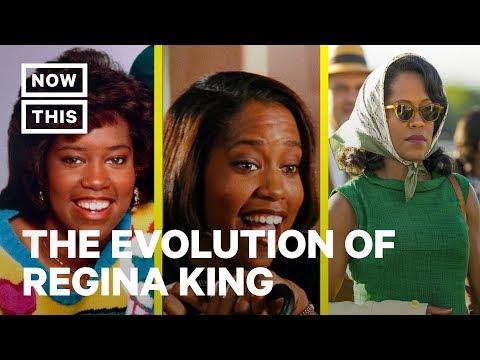 The Evolution of Regina King | NowThis