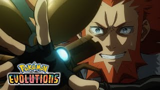 Фото The Visionary 👁️ Pokémon Evolutions Episode 3