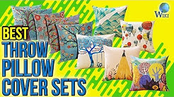 10 Best Throw Pillow Cover Sets 2017