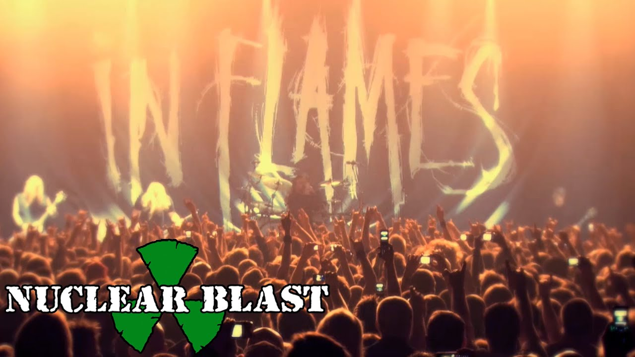 IN FLAMES - Only For The Weak (Re-Recorded) (OFFICIAL MUSIC VIDEO) MyTub.uz