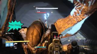 Destiny : FIRST CURSE EXOTIC                                        Quest : IMPRECATION| HOW TO