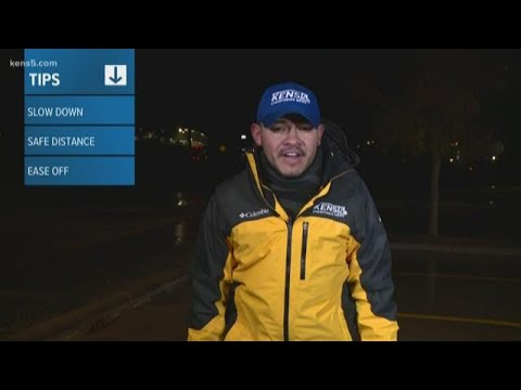 Team Coverage: Arctic Blast Brings Freezing Temps, High Winds To South Texas