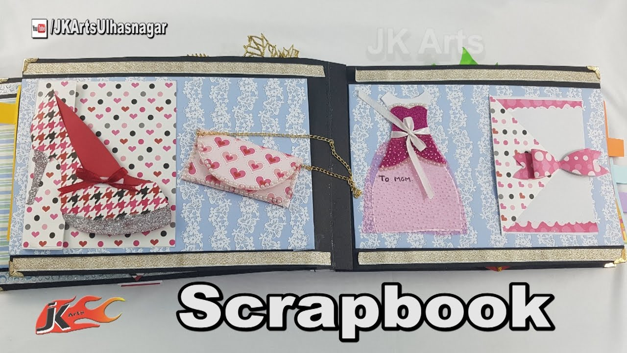 Scrapbook ideas jk arts