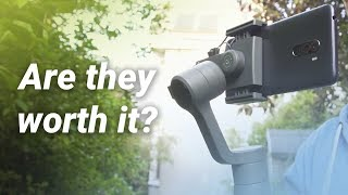 Smartphone Gimbals: Are They Worth It?
