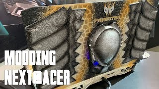 [Cowcot TV] Next@Acer, modding portable gamer HELIOS 500