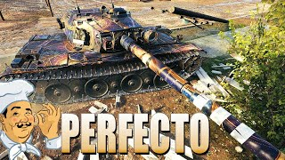 Bourrasque: PERFECTO - Woŗld of Tanks