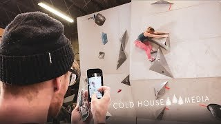 Winter Means Gym Climbing And Snowboarding || Cold House Media Vlog 86