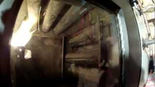 Harman Pb105 Pellet Boiler First Firing Review - 117 - My Diy Garage Build Hd Time Lapse