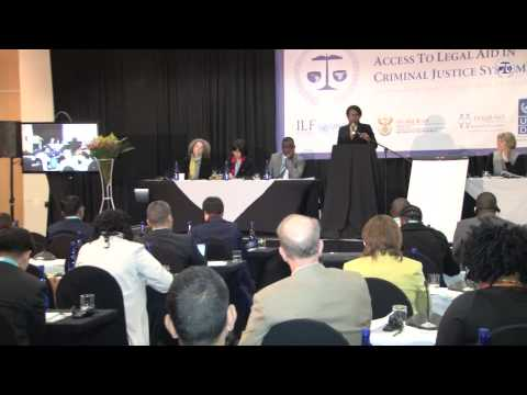 Discussion on Ensuring Equal Access to Justice for All (9.2)