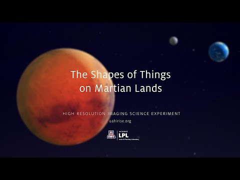 HiClip mini 4K: The Shapes of Things on Martian Lands