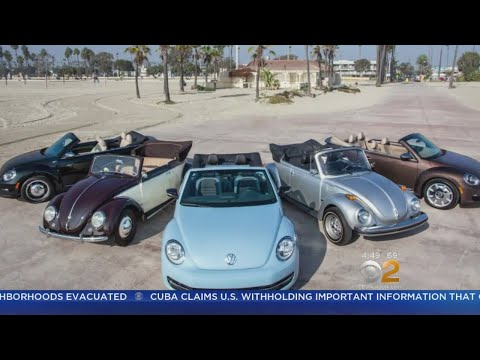 VW Beetle Ending Production