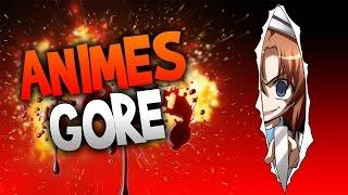 Los 10 mejores animes gore (+18)