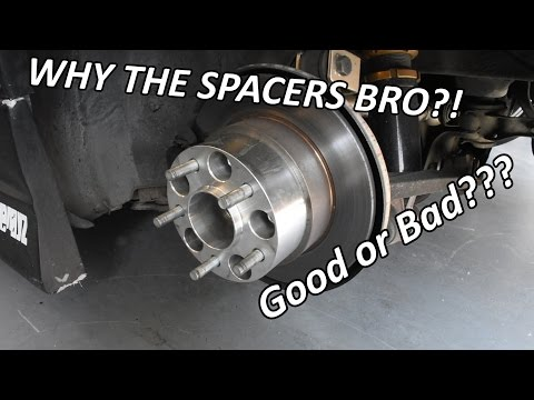 Wheel Spacers Good or Bad? | Spacers Explained